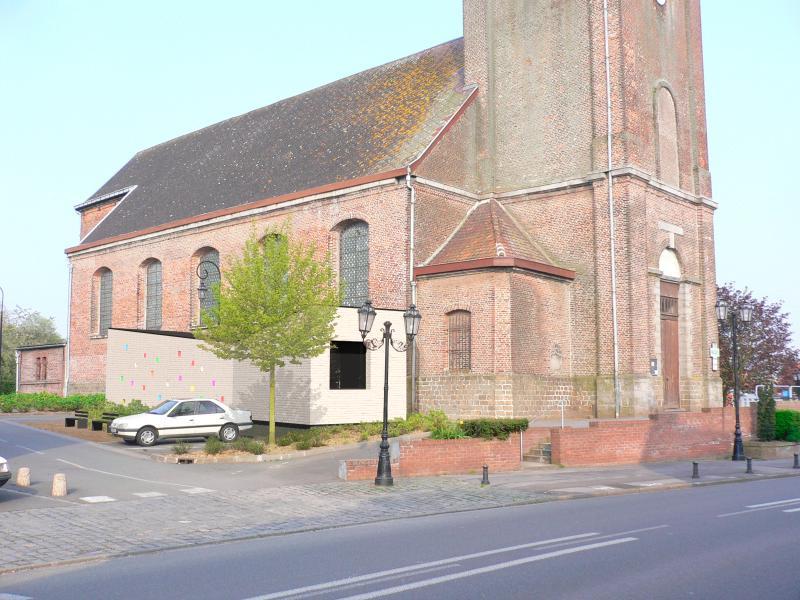 Salle Paroissiale de Rumegies