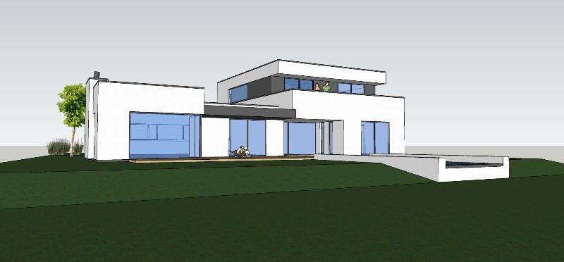Maison rt 2012 bousignies maisons individuelles for Application rt 2012 maison individuelle