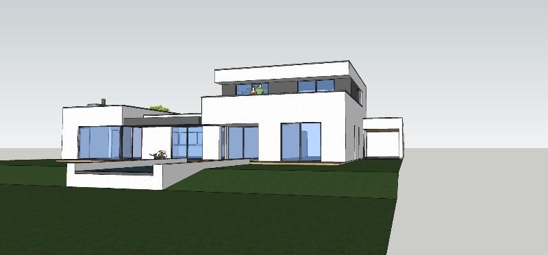 maison rt 2012 bousignies maisons individuelles. Black Bedroom Furniture Sets. Home Design Ideas