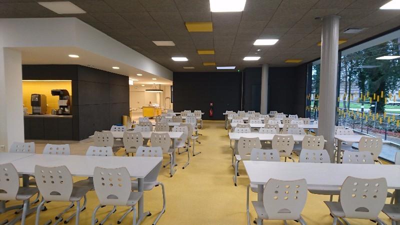 Restaurant du CREPS à Wattignies