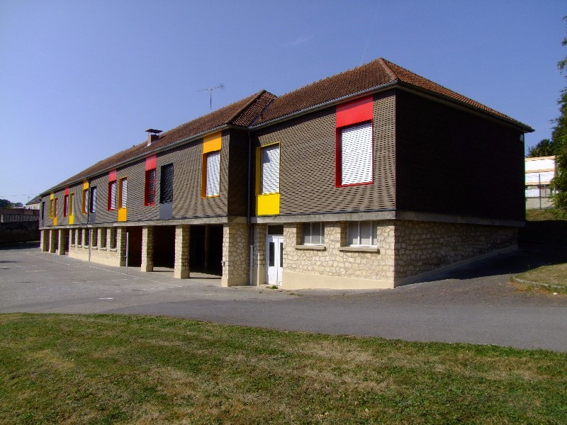 Groupe Scolaire à La Ferté-Milon