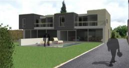 Maisons Partagées BBC à Mouvaux