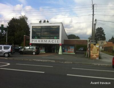 Pharmacie drive villeneuve d 39 ascq m dical villeneuve for Pharmacie de la piscine