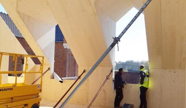 Extension et rénovation d'une école élémentaire à Flines-lez-Mortagne