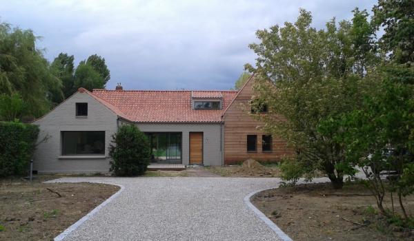 Maison Individuelle à Mérignies