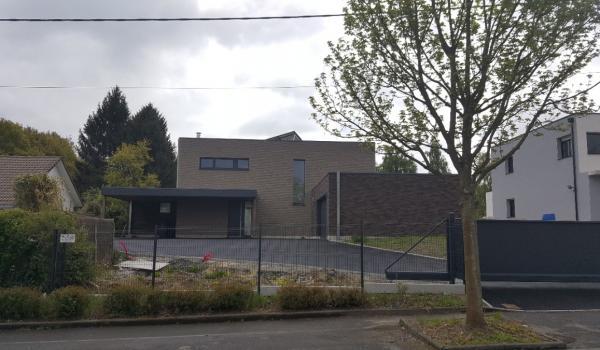 Construction d'une maison individuelle à Saint-Amand-les-Eaux