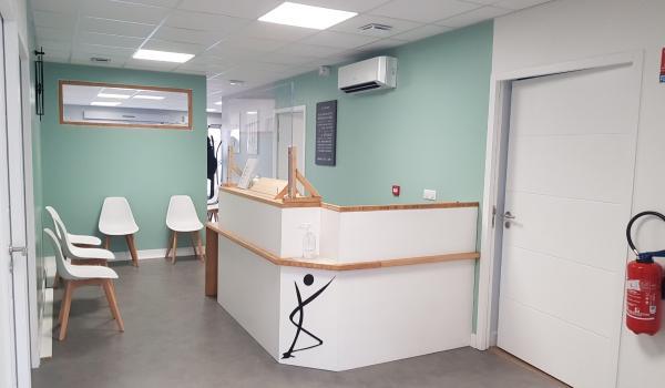 Cabinet de kinésithérapie à Saint-Amand-les-eaux