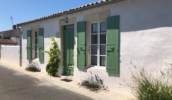 Maison individuelle à l'île de Ré