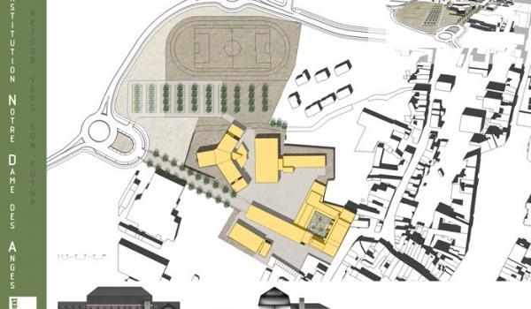 Collège-Lycée Notre-Dame-des-Anges de Saint-Amand-les-Eaux