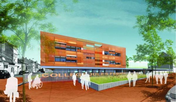 Collège d'Anzin
