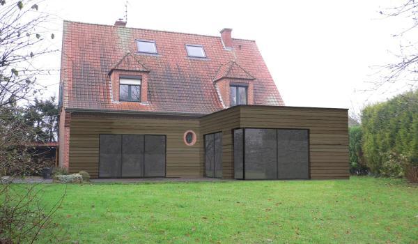 Maison individuelle à Nivelle