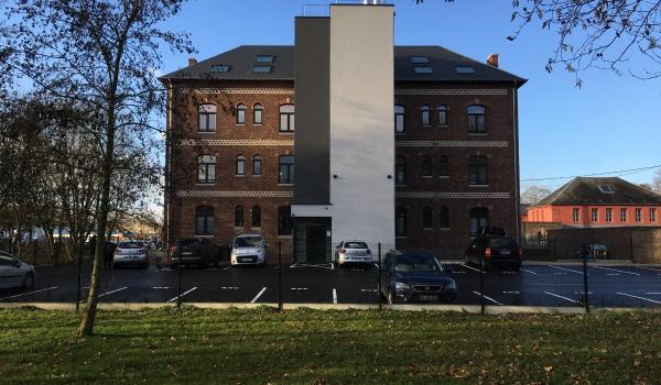 Appartements à Thun Saint-Martin