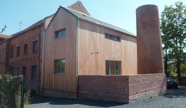 Maisons individuelles passives à Cappelle-en-Pévèle