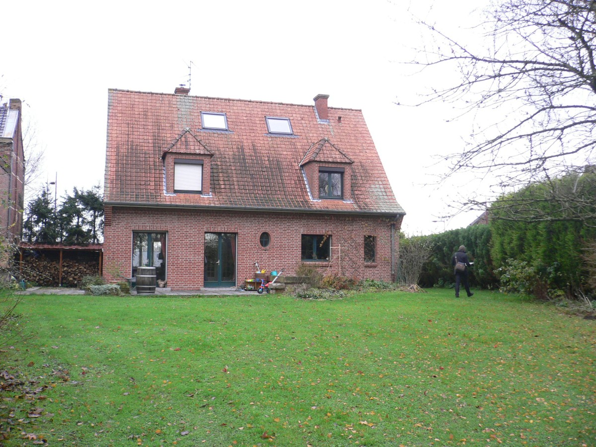 Maison initiale